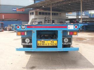 40′ Platform (2-axle) – 01