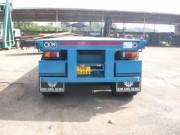 40′ Platform (Tri-axle)